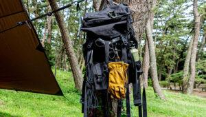 カリマーSFプレデターパトロール45をレビュー!最高にカッコよくてモールシステムがキャンプに便利なバ...